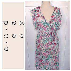 A new day dresses sz xs dress flowers poshmark a new day dresses sz xs a new day dress flowers mightylinksfo